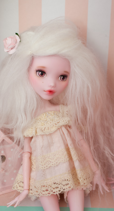 My very first MH doll :)
